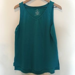 New York & Company tank top in a teal color